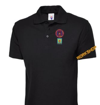 54 Farelf Support Sqn Embroidered Polo Shirt